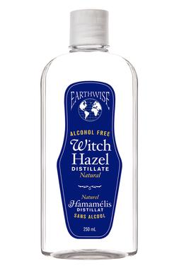 Earthwise Pure Witch Hazel Distillate, 250 ml | NutriFarm.ca