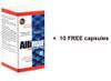 Allimax 100% Stabilized Allicin, 180 + 10 FREE Capsules | NutriFarm.ca