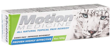 Motion Medicine, 120 g | NutriFarm.ca