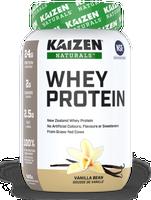 Kaizen Natural Whey Vanilla, 840 g | NutriFarm.ca