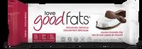 Love Good Fats Coconut Chocolate Chip Snack Bars, 1 box (12 bars) | NutriFarm.ca