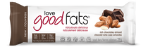Love Good Fats Rich Chocolatey Almond Snack Bars, 1 box | NutriFarm.ca