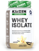Kaizen Whey Isolate Vanilla, 840 g | NutriFarm.ca
