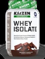 Kaizen Whey Isolate Chocolate, 840 g | NutriFarm.ca