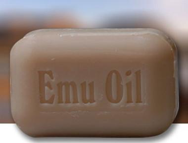 The Soap Works Emu Oil Soap, 1 unit   NutriFarm.ca