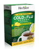 Herbion Cold and Flu Remedy Lemon Flavour, 10 Sachets | NutriFarm.ca