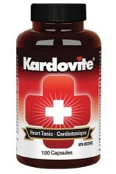 Kardovite, 180 Capsules | NutriFarm.ca