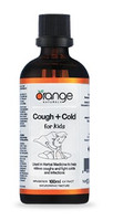Orange Naturals Cough and Cold for kids, 100 ml | NutriFarm.ca