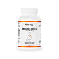 Orange Naturals Bounce Back (Formerly called Stress), 90 Veggie Capsules | NutriFarm.ca