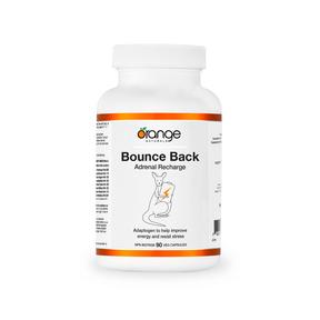 Orange Naturals Bounce Back (Formerly called Stress), 90 Veggie Capsules | NutriFarm.ca