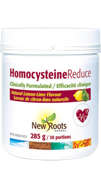 New Roots Homocysteine Reduce, 285 g | NutriFarm.ca