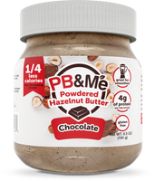 PB&Me Powdered Hazelnut Butter Chocolate, 184 g | NutriFarm.ca