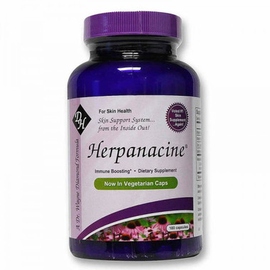 Diamond Herpanacine Skin Support System, 100 capsules | NutriFarm.ca
