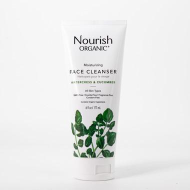 Nourish Organic Facial Cleanser, 117 ml    NutriFarm.ca