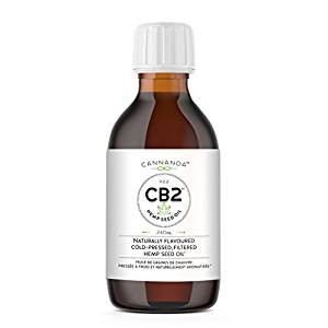 Cannanda CB2 Hemp Seed Oil, 240 ml | NutriFarm.ca