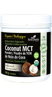 New Roots Coconut MCT Powder, 150g | NutriFarm.ca