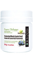 New Roots Fermented Black Cumin Seed, 36 g | NutriFarm.ca