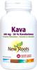 New Roots Kava 400 mg, 30 capsules | NutriFarm.ca
