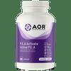 AOR P.E.A. Activate 400 mg, 90 Capsules   NutriFarm.ca