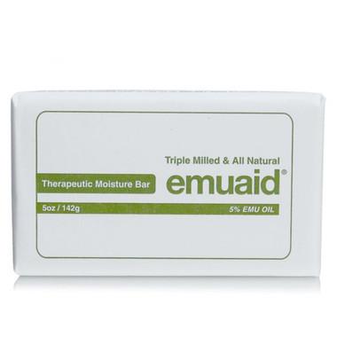 Emuaid Therapeutic Moisture Bar, 5 oz | NutriFarm.ca