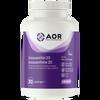 AOR Astaxanthin 20 mg, 30 VSoftgels | NutriFarm.ca