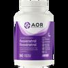 AOR Resveratrol, 90 Capsules | NutriFarm.ca