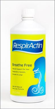 RespirActin, 473 ml (16 oz) | NutriFarm.ca