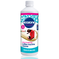 Ecozone Coffee Machine Cleaner (Descaler), 500 ml | NutriFarm.ca