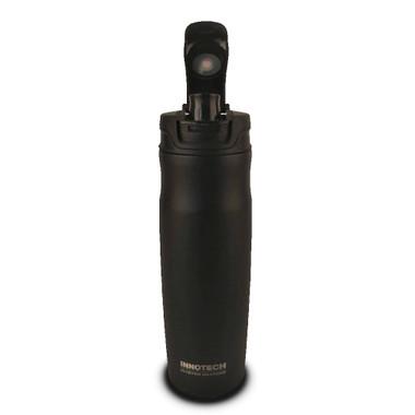 Innotech Nutrition Stainless Steel Insulated Water Bottle, 590 ML   NutriFarm.ca