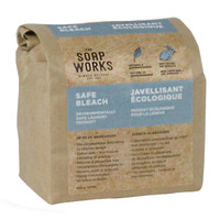 The Soap Works Safe Bleach, 600 g | NutriFarm.ca