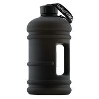 The Big Bottle Jet Black, 2.2 L | NutriFarm.ca