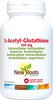 New Roots S-Acetyl-Glutathione 100 mg, 60 Capsules | NutriFarm.ca