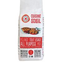 Cuisine Soleil Organic All Purpose Mix (Gluten, Allergen Free), 1 kg | NutriFarm.ca