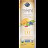garden of life mykind organics Vitamin D3, 58 ml | NutriFarm.ca