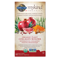 Garden of Life Mykind Organics Plant Collagen Builder, 60 Caps | NutriFarm.ca
