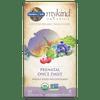 Garden of Life Mykind Organics Prenatal Once Daily, 30 Caps | NutriFarm.ca