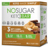 No Sugar Company Keto Chocolate Peanut Butter 40 g, 12 bars | NutriFarm.ca
