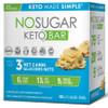 No Sugar Company Keto Chocolate Chip Cookies 40 g, 12 bars | NutriFarm.ca