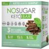 No Sugar Company Keto Chocolate Mint 40 g, 12 bars   NutriFarm.ca