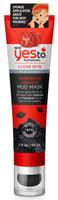 Yes To Charcoal Mud Mask, 59 ml | NutriFarm.ca