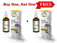 St. Francis Herb Farm Deep Immune Kids, 100 ml + 100 ml FREE!! | NutriFarm.ca