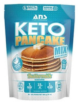 ANS Performance Pancake Mix Buttermilk, 454 g | NutriFarm.ca