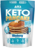 ANS Performance Pancake Mix Blueberry, 454 g  | NutriFarm.ca