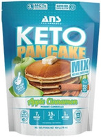 ANS Performance Pancake Mix Apple Cinnamon, 454 g | NutriFarm.ca