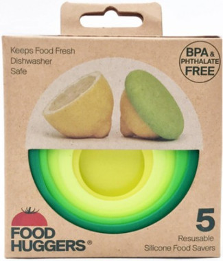 Food Huggers Fresh Greens(set of 5) | NutriFarm.ca