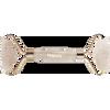 Facial Roller Rose Quartz (Duo Texture), 1 unit | NutriFarm.ca