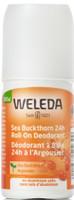 Weleda Seabuckthorn 24 hour Roll-on Deodorant, 50 ml | NutriFarm.ca