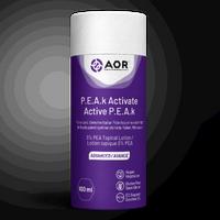 AOR P.E.A.k Activate Topical Lotion, 100 ml | NutriFarm.ca