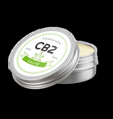 Cannanda CB2 Salve, 15 mL | NutriFarm.ca