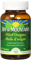 Joy of the Mountains Oil of Oregano, 90 Capsules | NutriFarm.ca